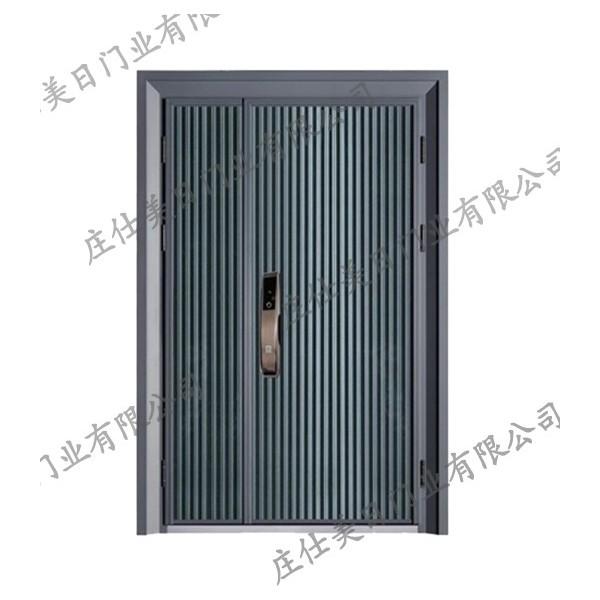 中式铜门-庄仕铜门