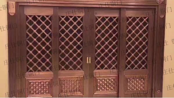 深圳铜门厂为您分享庄仕铜门的铜文化及寓意