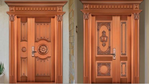 中国古代常见的门——铜门