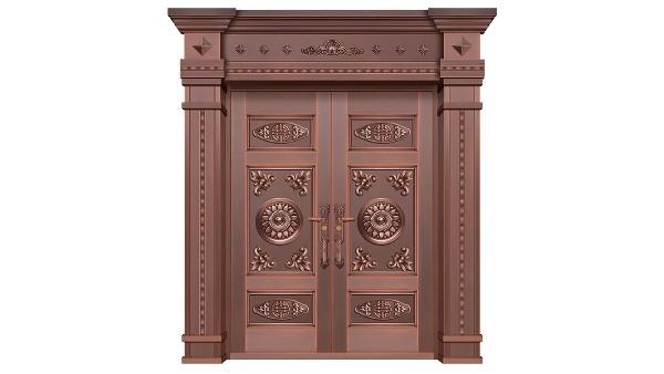 普通门与别墅铜门的实用性PK又如何呢?