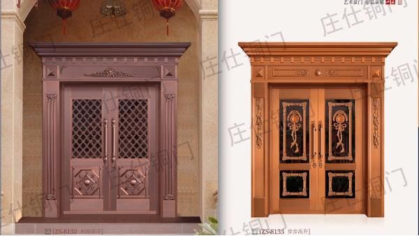 惠州铜门匠心制造,让品质带给你不一样的高雅。