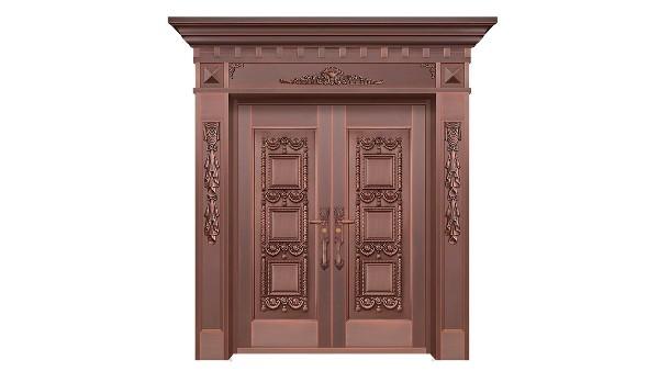 铜门制作厂家提醒您关于铜门品质问题