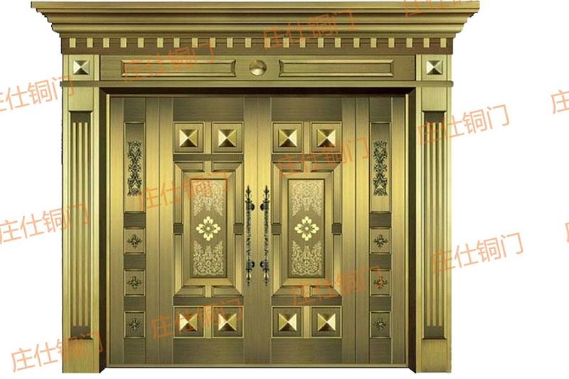 青铜门001