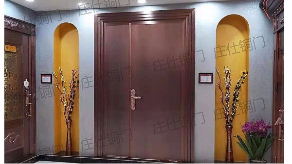 惠州铜门厂家匠心制造,让初心成为承诺!