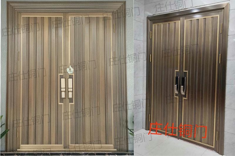 韩式铜门2