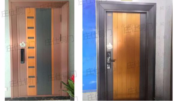 惠州韩式铜门