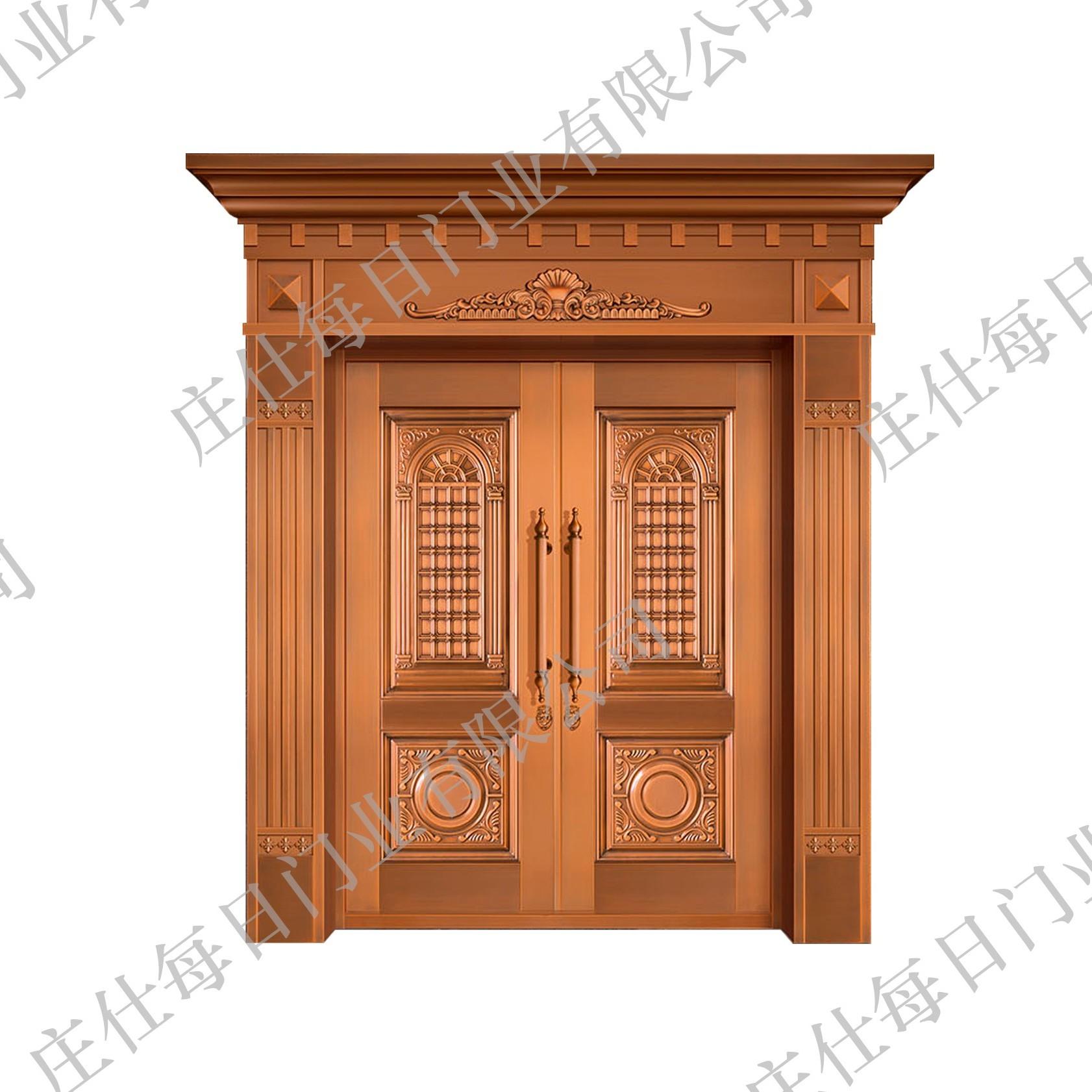 惠州铜门价格