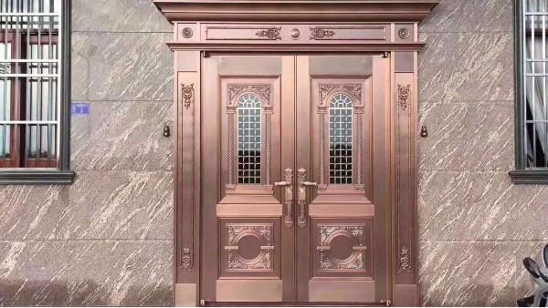 庄仕铜门用产品质量及服务获得客户一致好评