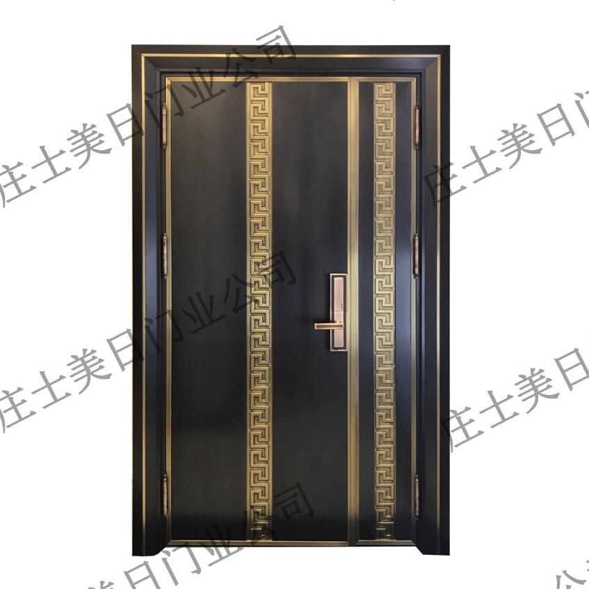 庄仕中式用门
