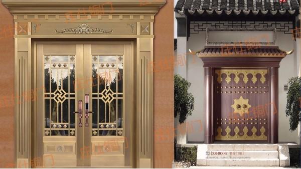 青铜门的起源