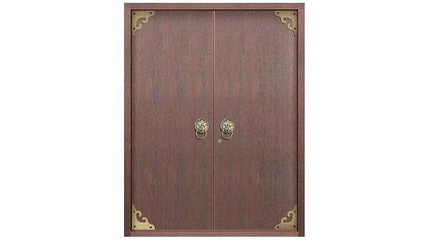惠州中式铜门