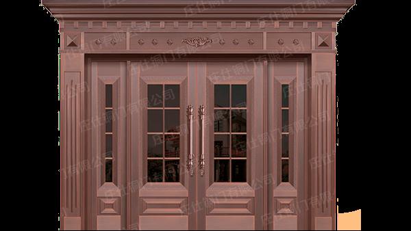 铜门有哪些保养方法?