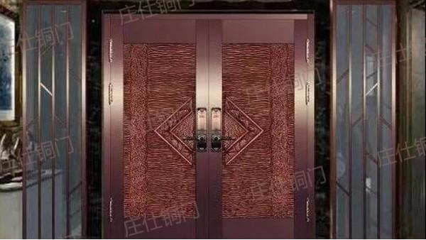 铜门的生产制作