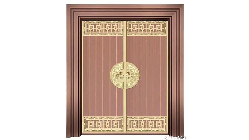 中式铜门厂家
