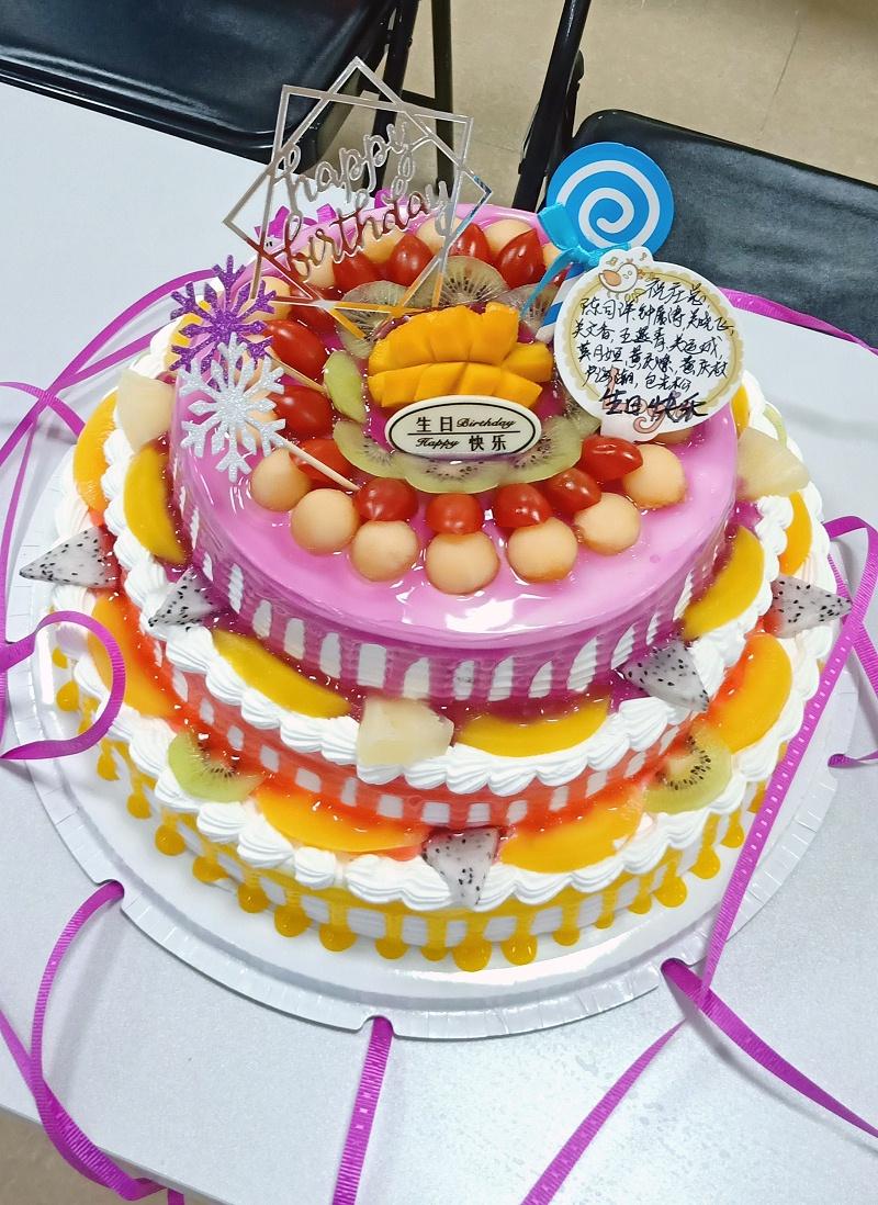 庄仕铜门-七月的祝福蛋糕