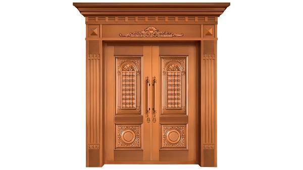 铜门材质的选择之铜门材质知识