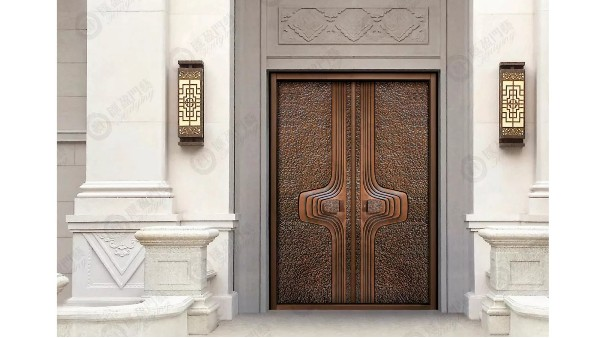 中式铜门直销厂家