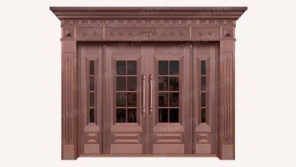 如何使铜门使用得更长久 庄仕铜门为您支招