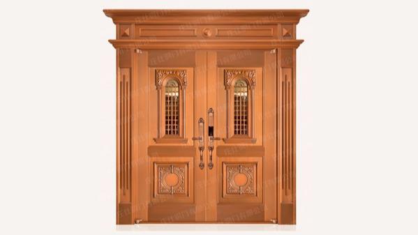 庄仕铜门教您如何选择搭配门