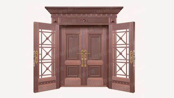 铜门的分类有哪些 庄仕铜门告诉您