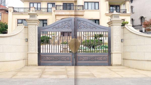 庄仕铜门浅谈铜门的作用及清洁方法