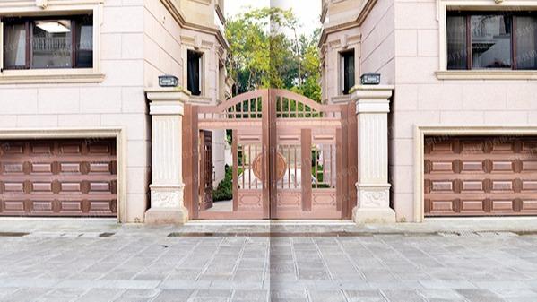 庄仕铜门为您分享铜门的保养技巧