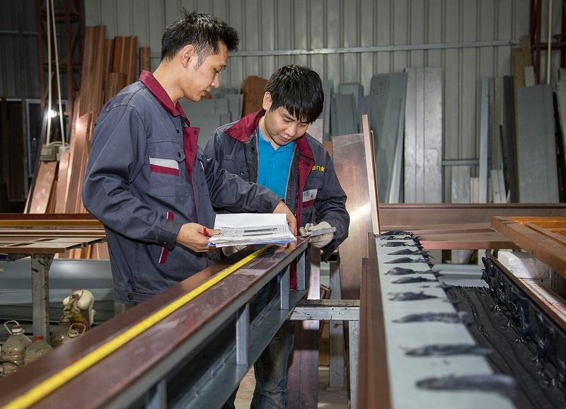 惠州铜门厂家